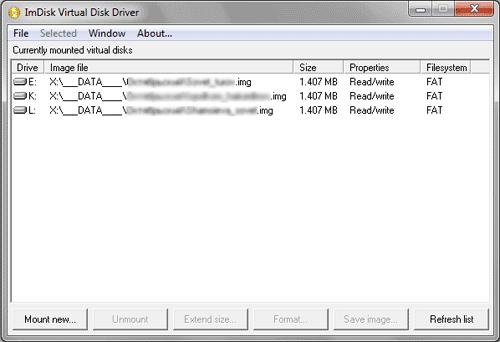Virtual Disk Driver