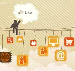 Социальные сети - хороший способ продвинуть сайт бесплатно